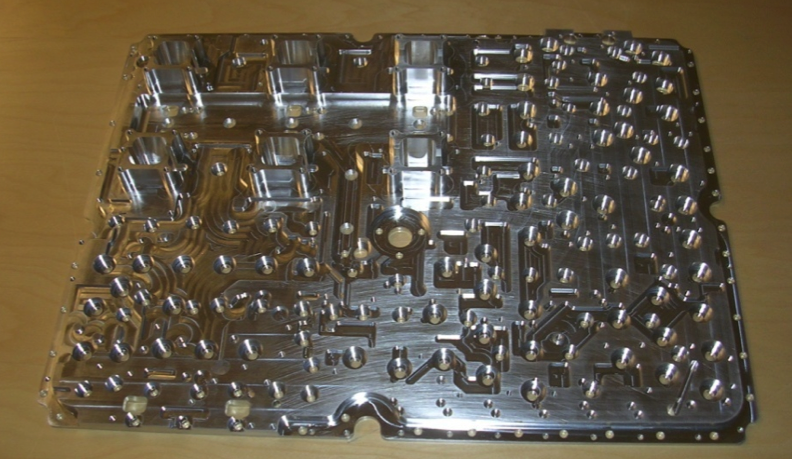Trimming Plate