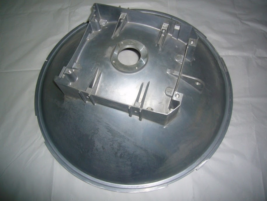 microwave receiver dish